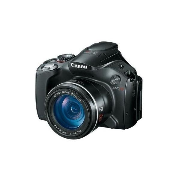 Фотоаппарат Canon PowerShot SX40 HS.